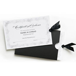 Teeth cleaning gift certificate